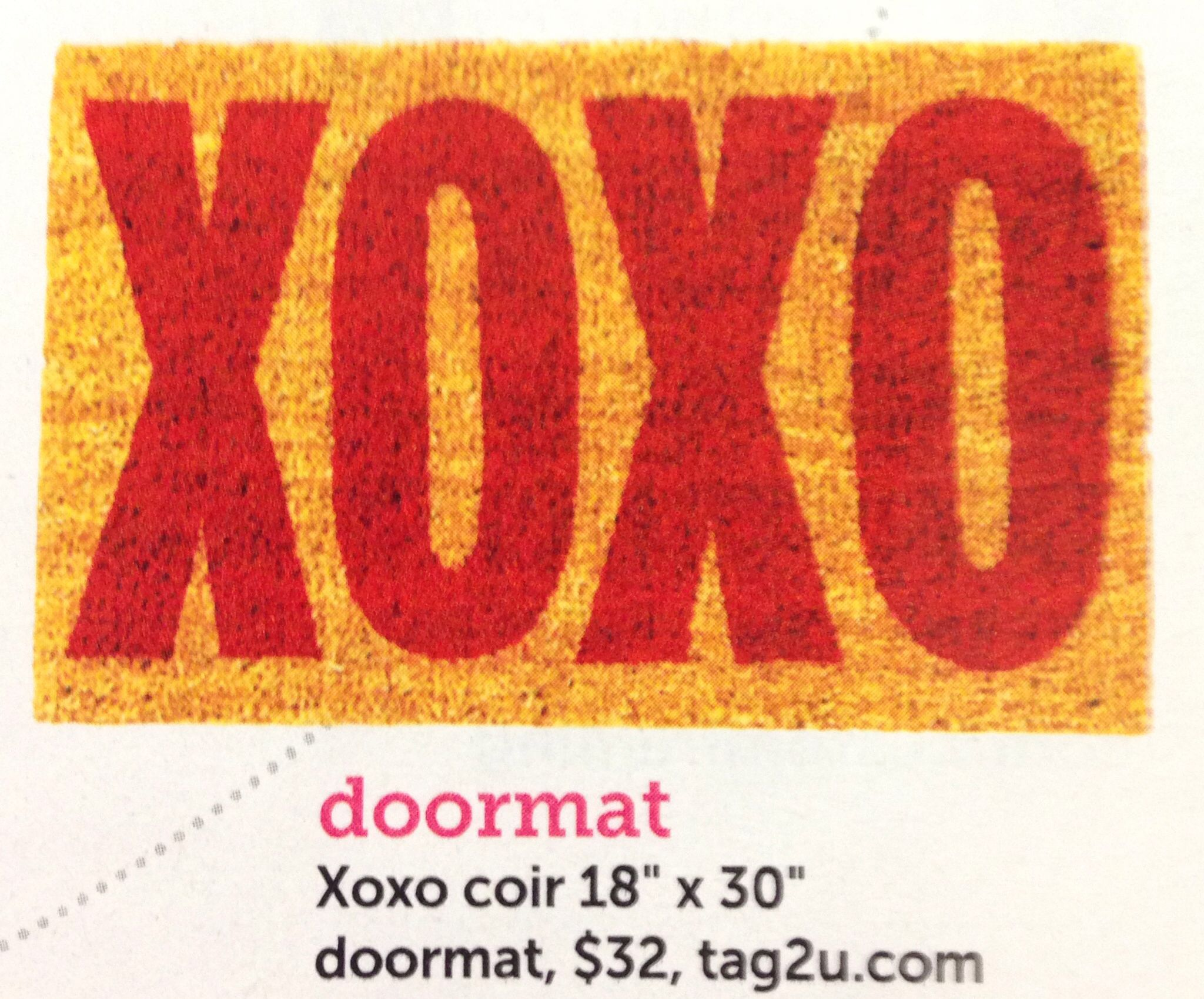 Painted doormat for valentines or any day i uc u pinterest