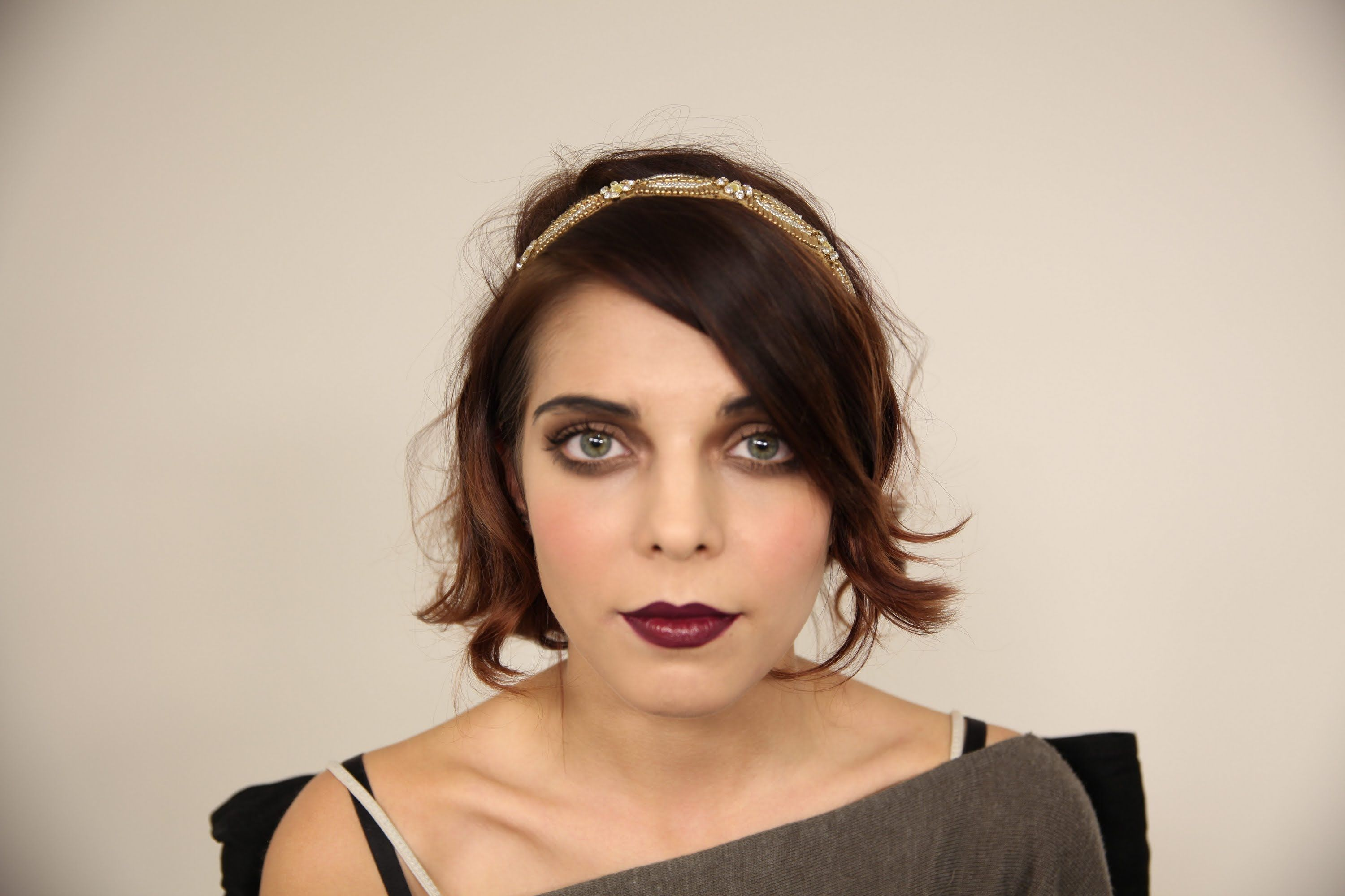 The great gatsby 1920s makeup look by pixiwoo 1920s party the great gatsby 1920s makeup look by pixiwoo baditri Gallery