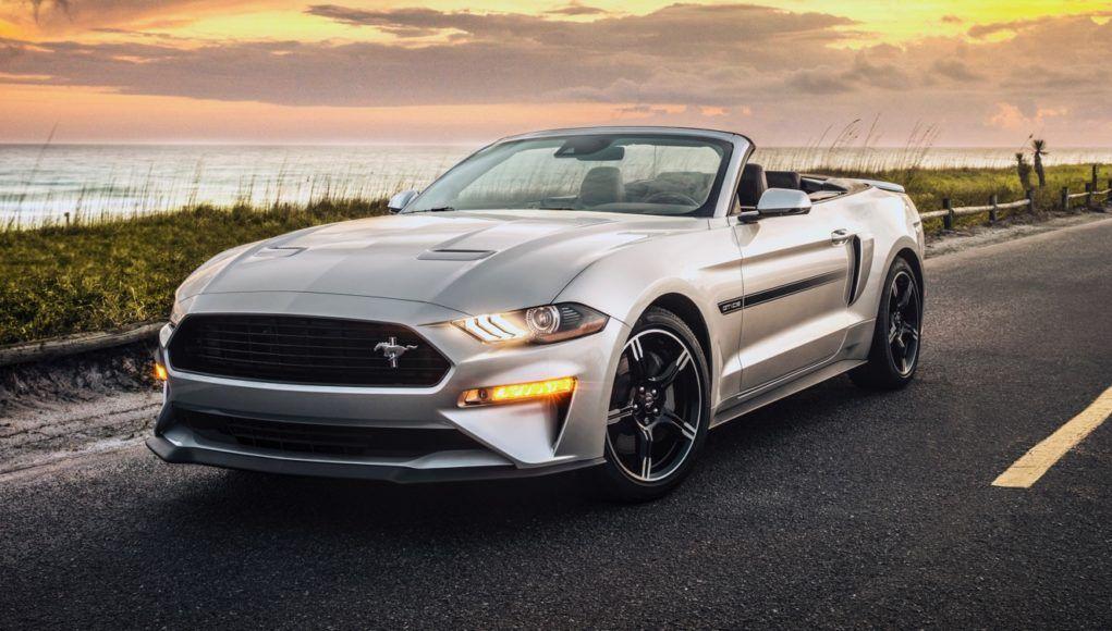 2019 Ford Mustang Gt Review A Modern Muscle Car New Mustang
