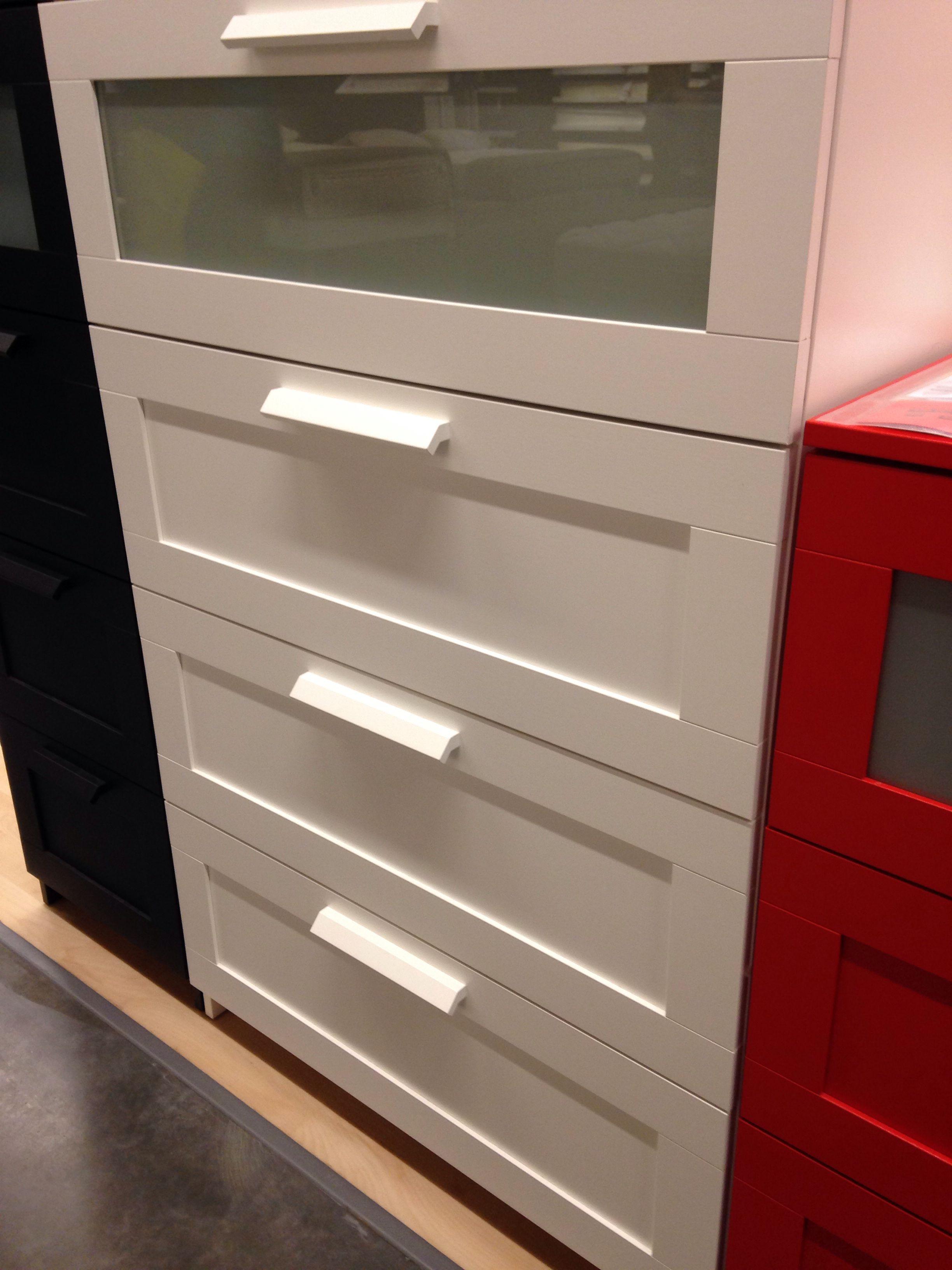 4 Drawer Dresser Brimnes $129
