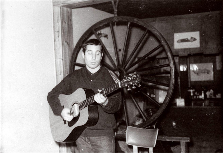 Paul Simon at Les Cousins in Greek Street | Soho club, Paul simon ...