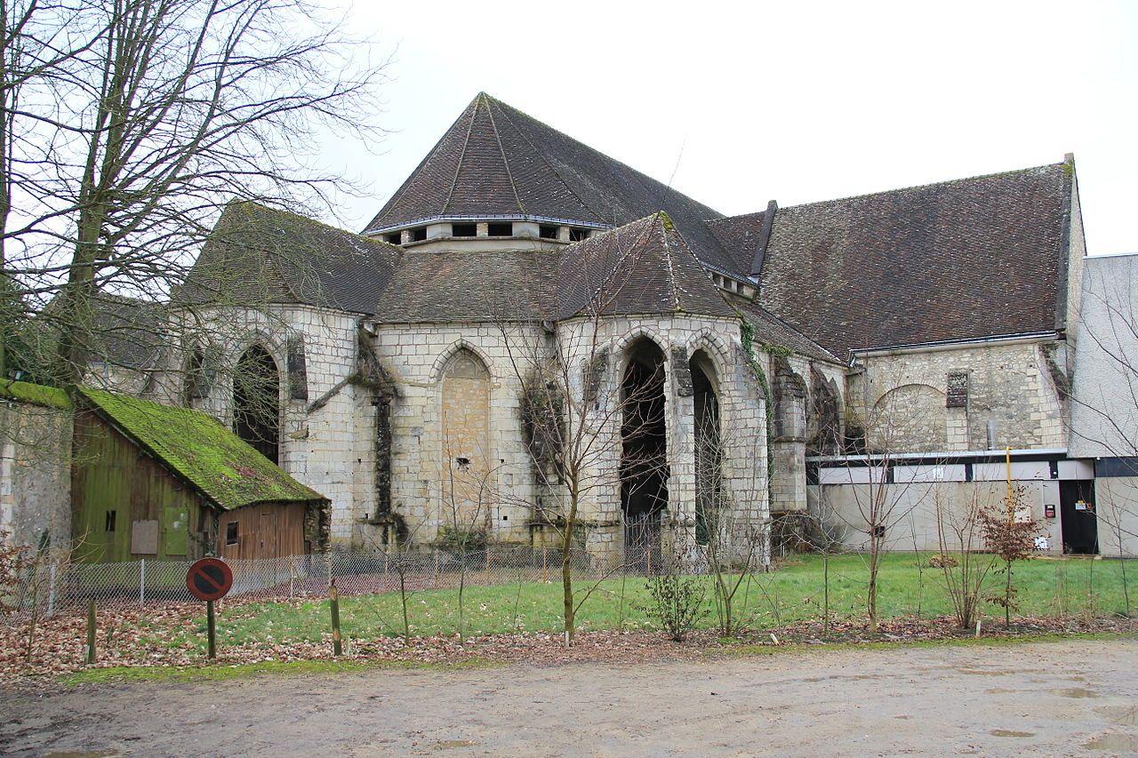 Nogent Le Rotrou Eure Loir Ancienne Abbaye St Denis Xiieme Avec Images Nogent Le Rotrou Abbaye Saint Denis