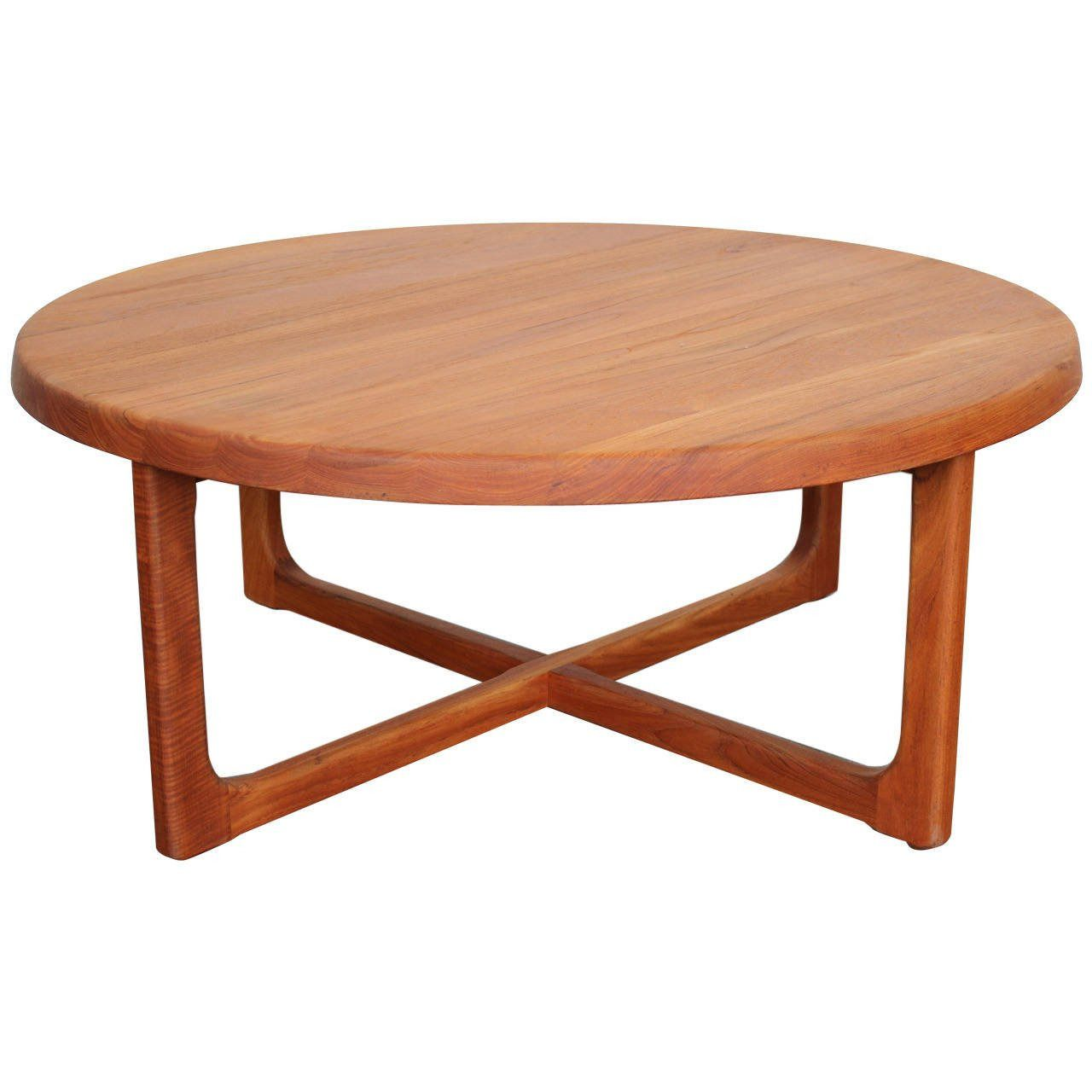 100 Round Mid Century Coffee Table Best Color Furniture For You Check More At Http Livel Teak Coffee Table Round Coffee Table Decor Coffee Table Furniture [ 1280 x 1280 Pixel ]