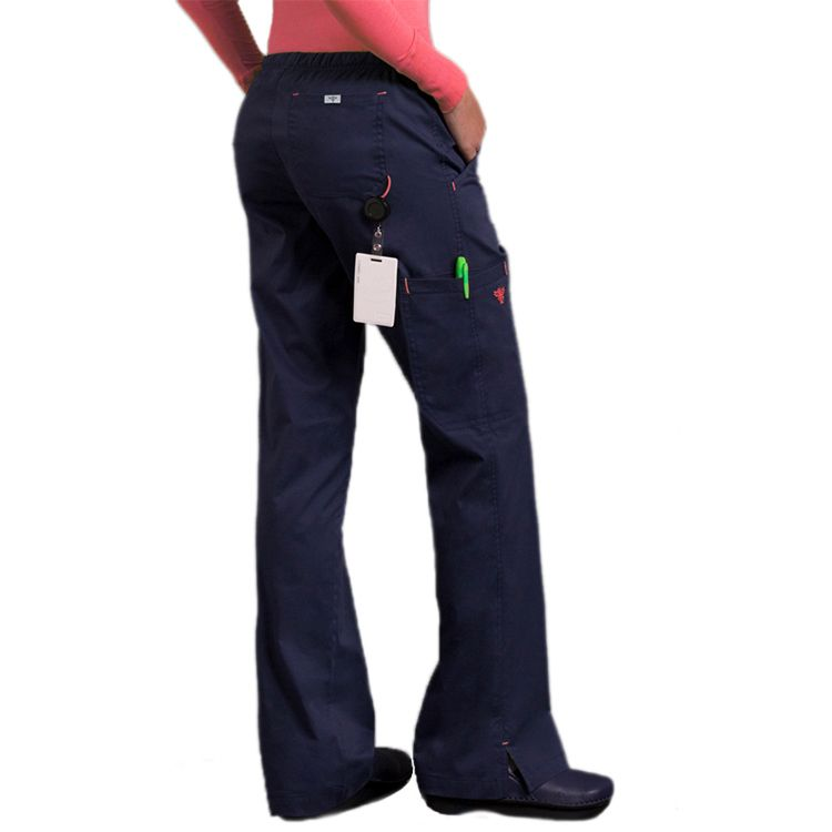 8cadb7f77e9 Med Couture scrubs GiGi scrub pants have added STRETCH and a sporty look.  These stretch scrubs are made with ez flex fabric for added comfort and  feature ...