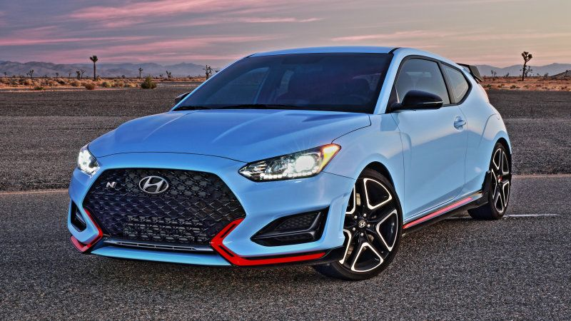 2020 Hyundai Veloster N Review Performance Handling Practicality In 2020 Hyundai Veloster Hyundai Dual Clutch Transmission