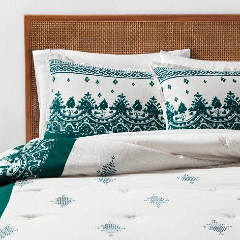 Opalhouse Ornamental Border Comforter Set Opalhouse