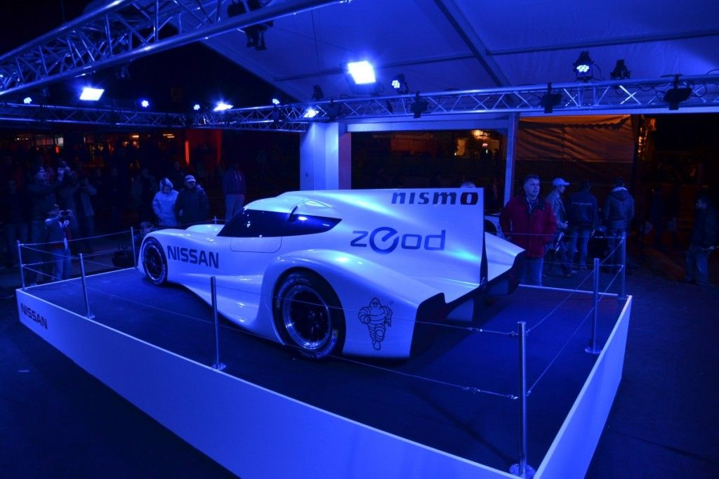 2014 Nissan Zeod Rc Garage 56 Racer Live Photos From Le Mans