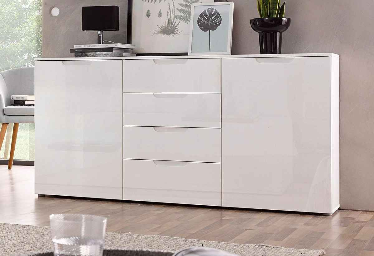Forte Sideboard Breite 164 Cm Masse B T H 164 6 34 1 84 9 Online Kaufen Otto Di 2020