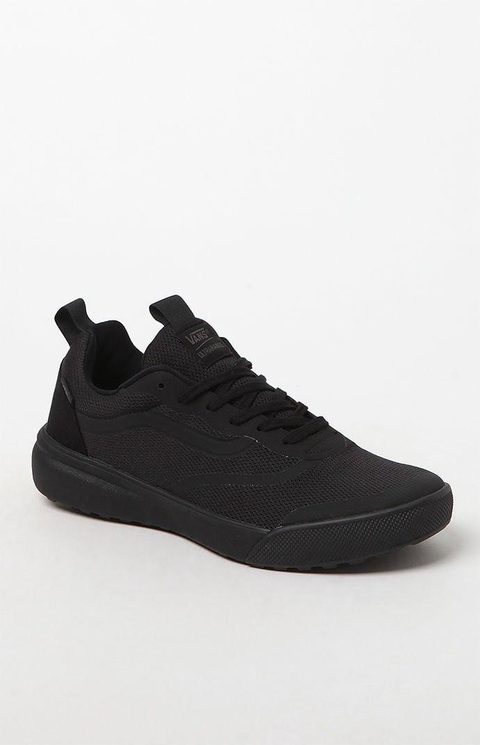 Vans Ultrarange Rapidweld Black Shoes - Black Black 9.5  555b0b277