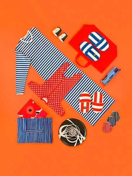 Marimekko basics styling by Linda Bergroth
