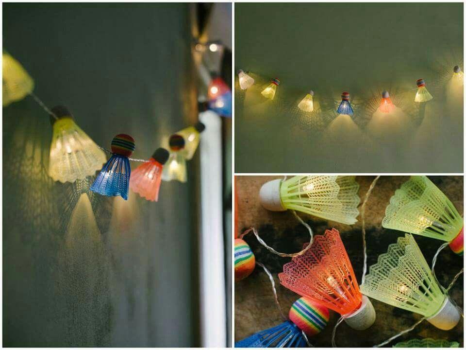 Badminton Licht