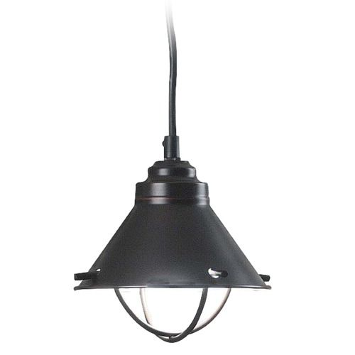 Harbour oil rubbed bronze led mini pendant light by kenroy home at destination lighting