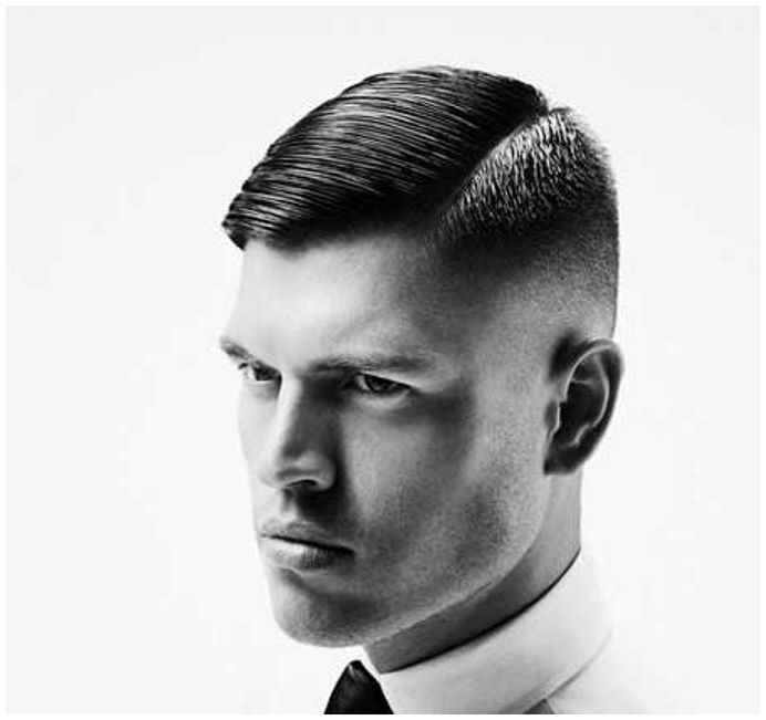 Surprising Men39S Shorts Side Part Haircut And Hairstyles On Pinterest Short Hairstyles For Black Women Fulllsitofus