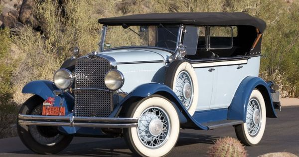 Dodge - 1930 Dodge Phaeton, owned by Richard Kocher | Classic cars, Dodge  vehicles, Classy cars