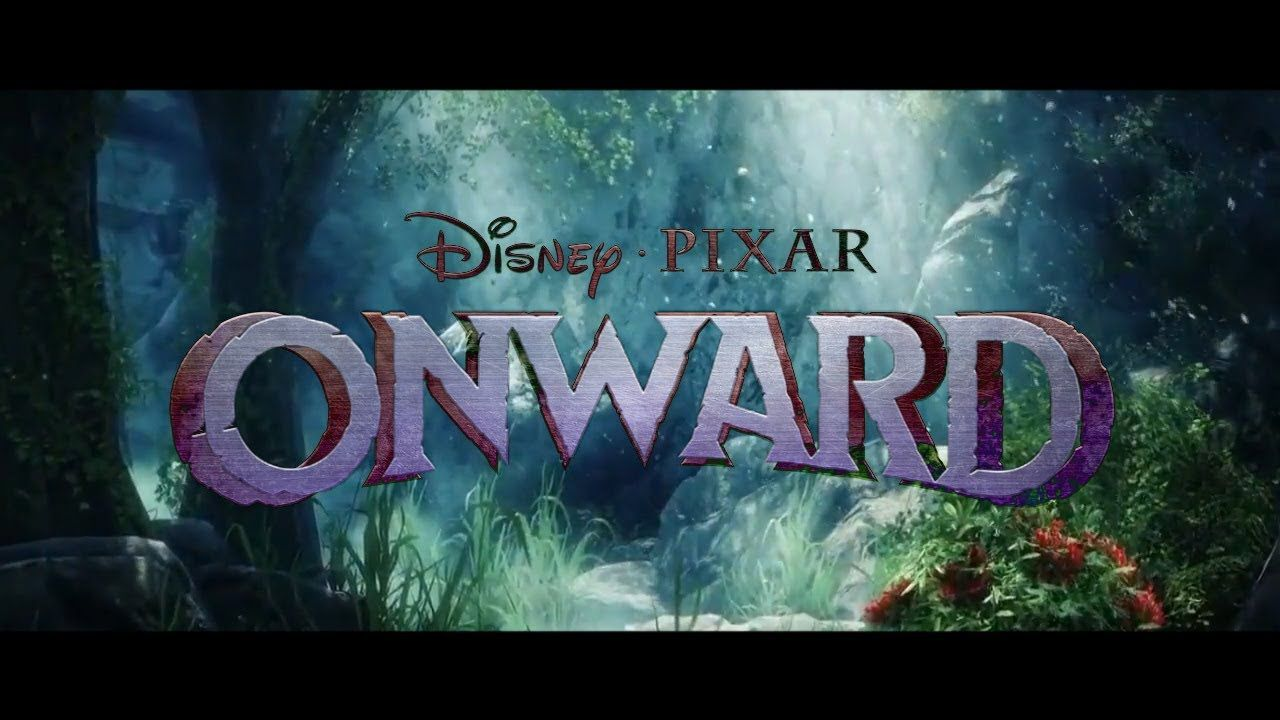 Onward Official Title Motion (2020) Disney Pixar Movie