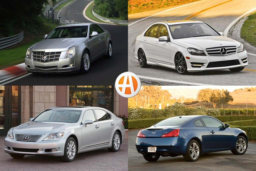 7 Good Used Luxury Cars Under 10,000 for 2020 Best new