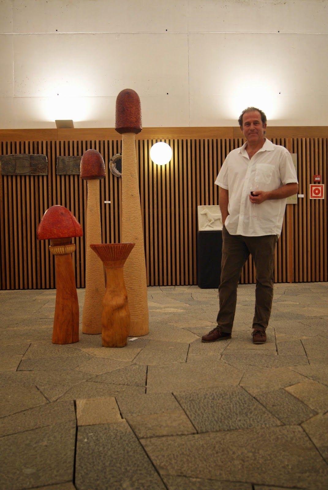 AMAE. EXPOSICIÓ COL-LECTIVA PALAU DE CONGRESSOS D'EIVISSA. Gustavo Eznarriaga.