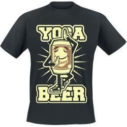Photo of Yoga Beer T-ShirtEmp.de