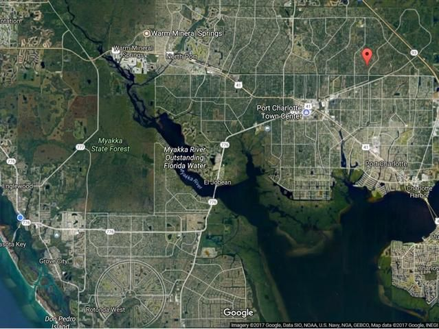 Private Oversized North Port Lot On 359 Acres Flood Insurance