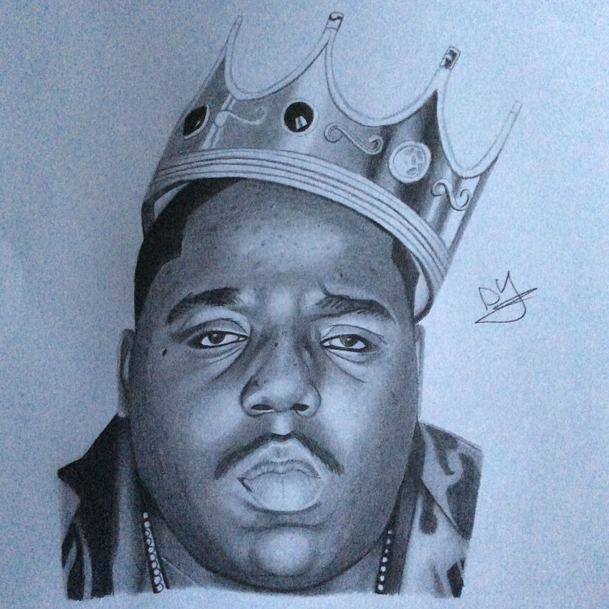 Biggie Smalls Verse On Me And My Bitch