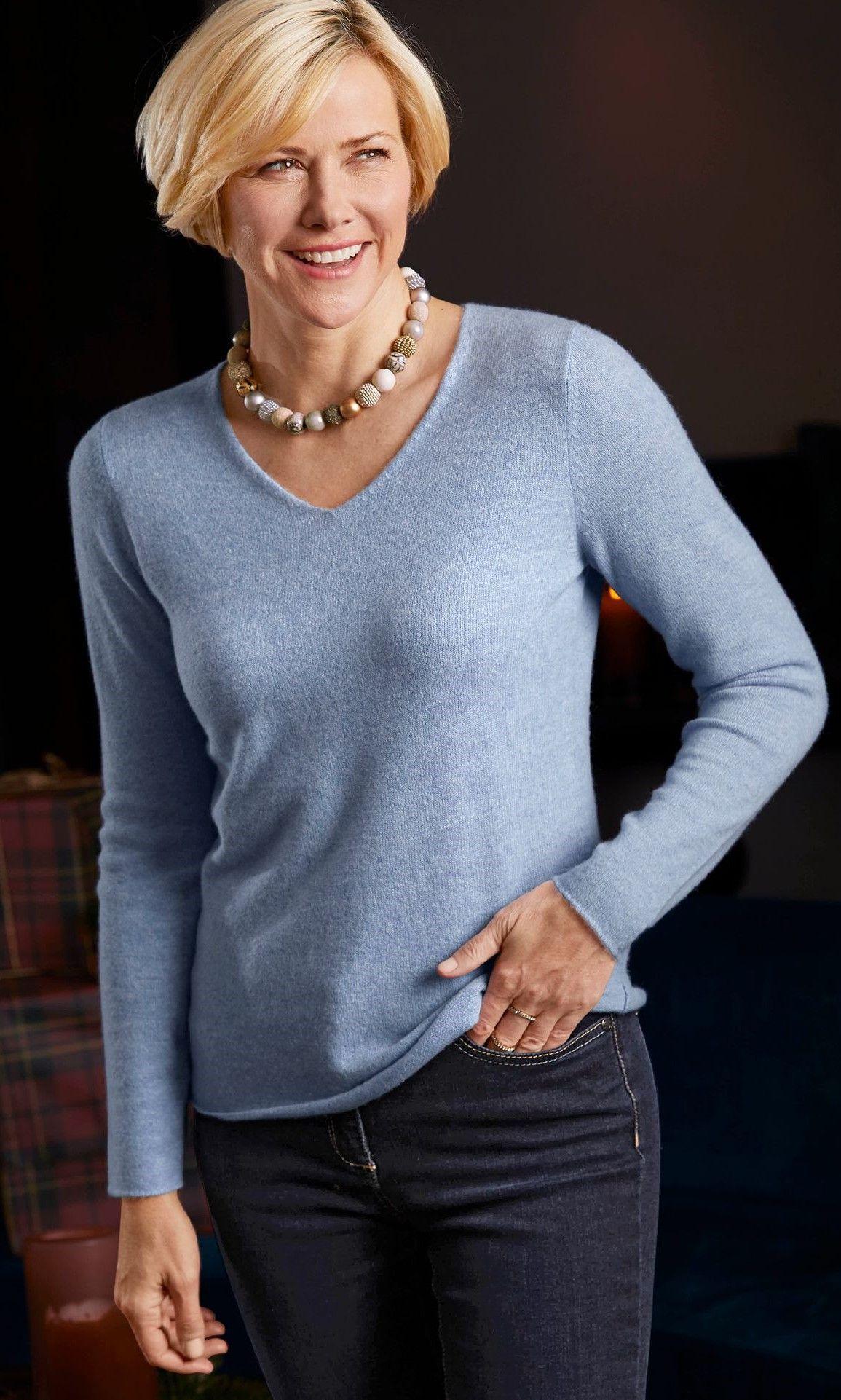 Cashmere Leicht Pullover Pullover Outfit Zusammenstellen Warme Outfits