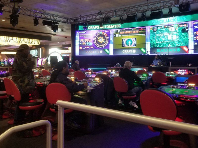 Casinos go all in on sports bets in 2020 Sports, List of