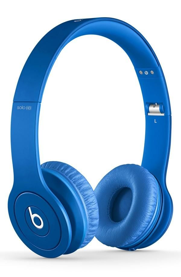 20ac712e6752 Beats by Dr. Dre Blue Headphones