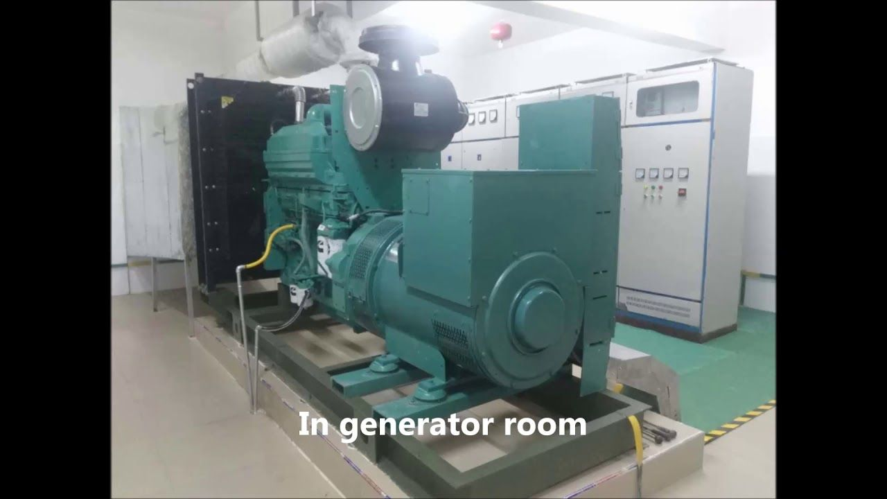 600kw Ccec Electric Generator For Power Generation Electric Generator Electricity Generation