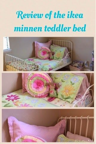 review of the ikea minnen toddler bed