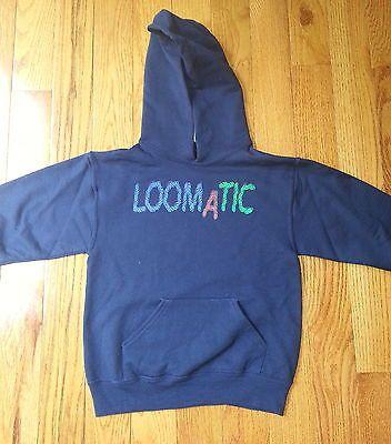 Rainbow Loom Loomatic Hooded Sweatshirt Youth Medium Neon Rubber Band Bracelets https://t.co/GPiaatrxp7 https://t.co/oRi8uK5Xnm