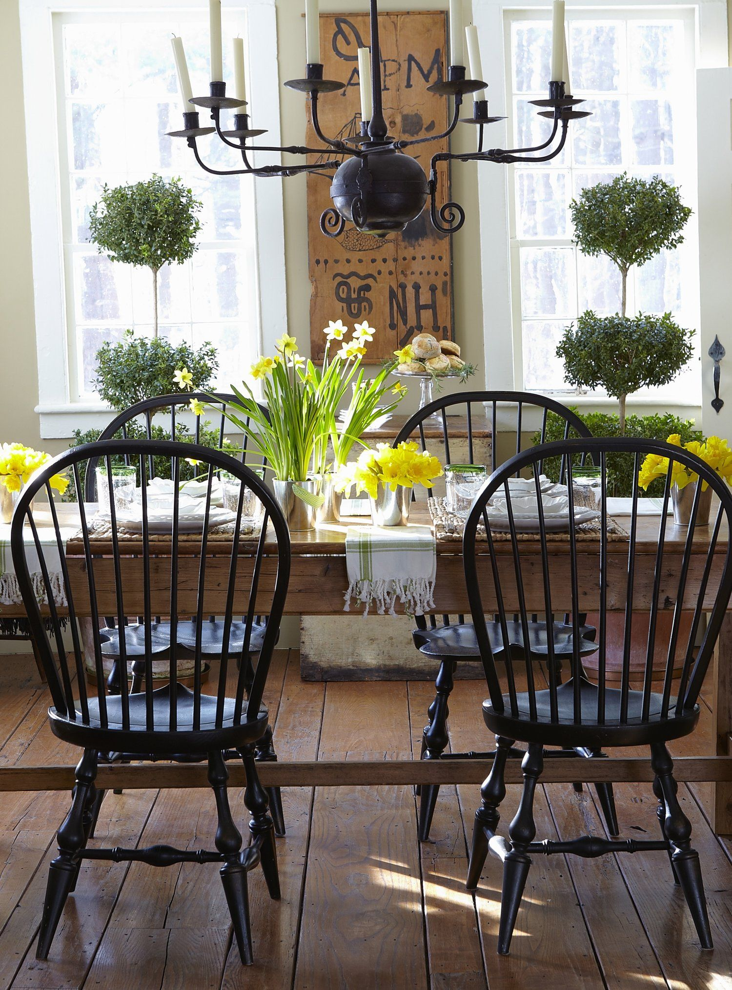 Photo of Creating a Farmhouse Brunch – New England Fine Living
