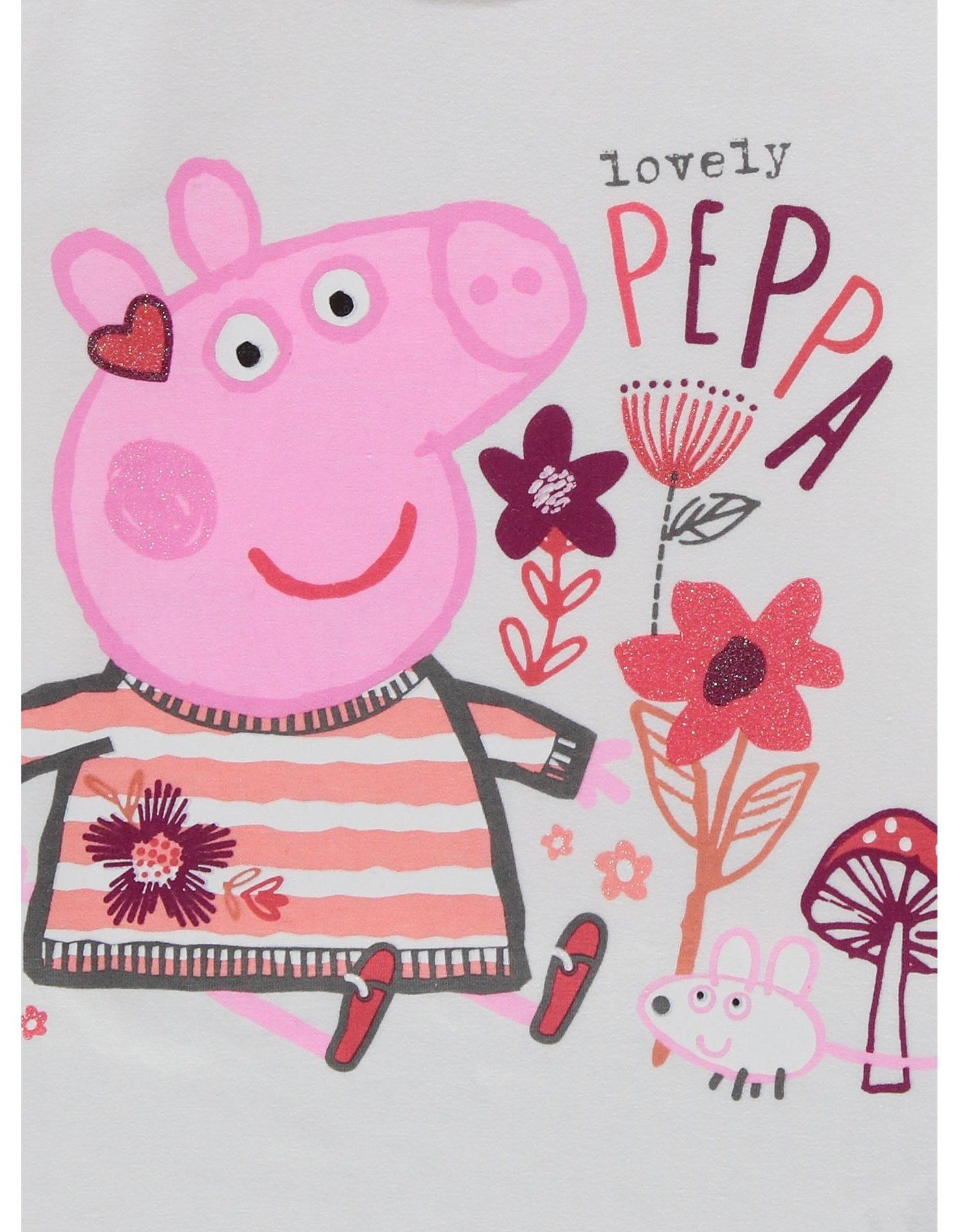 2 Pack Peppa Pig Tops, read reviews and buy online at George. Shop from our latest range in Kids. They'll be stepping out in style in these lovely tops. Feat...