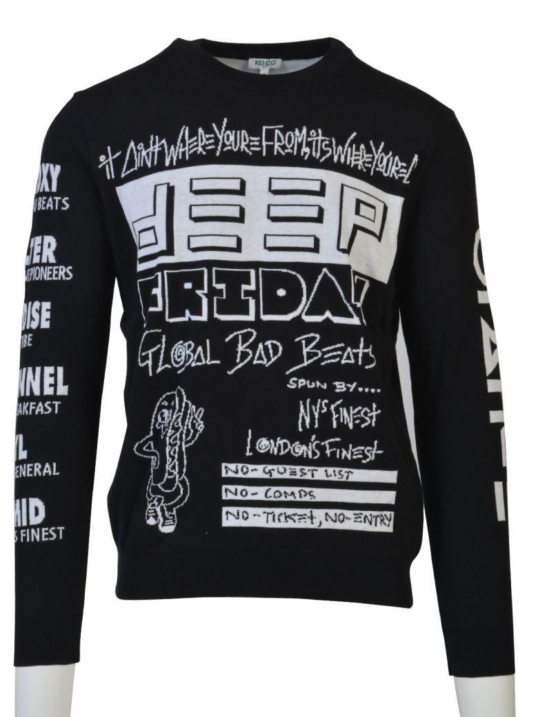 595de182b1 KENZO Kenzo Flyers Print Sweater. #kenzo #cloth # | Kenzo Men in ...