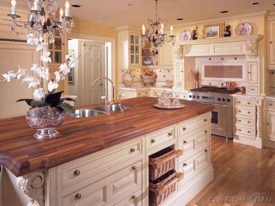 Victorian Kitchen Remodel Ideas.