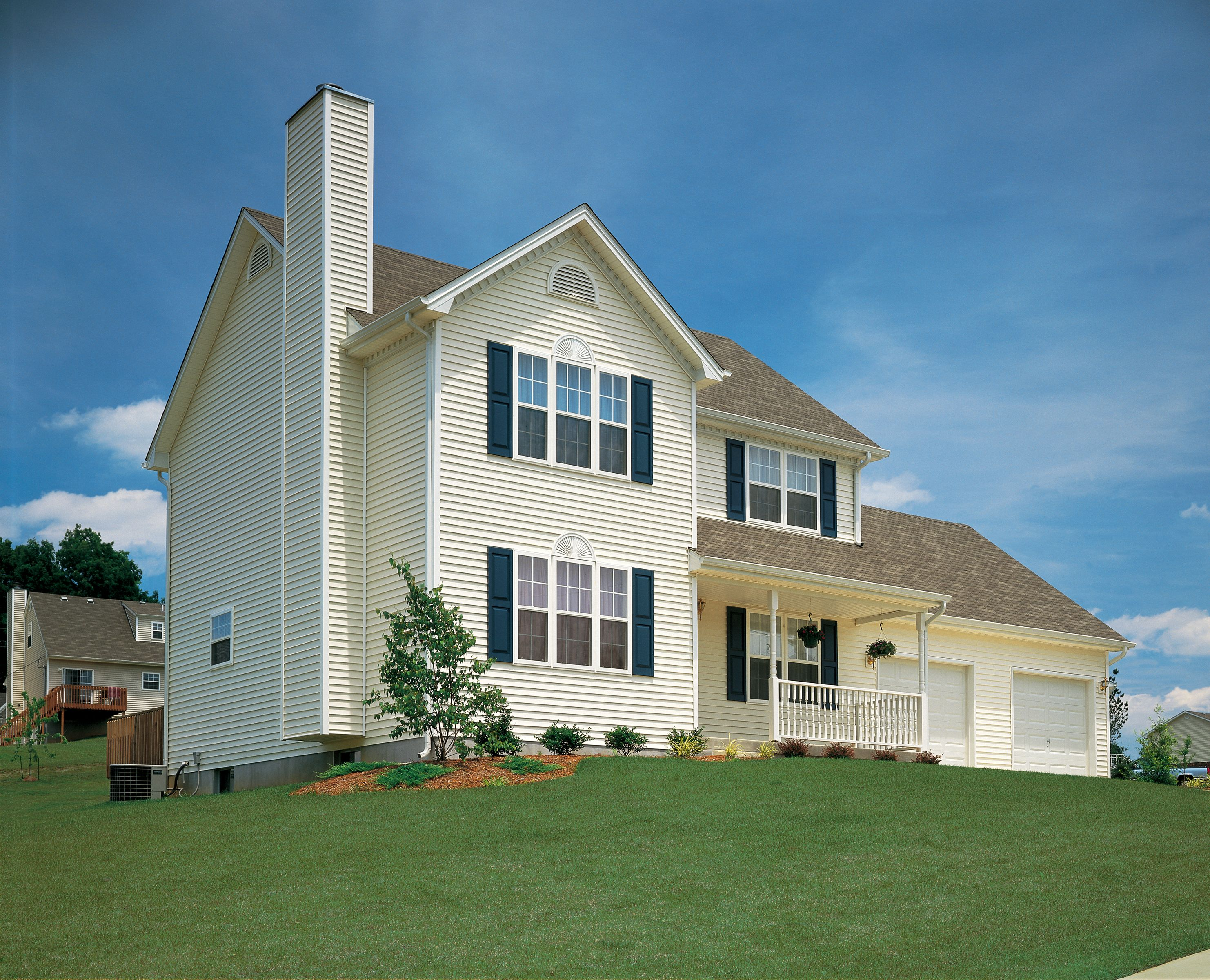 Certainteed siding encore sandstone beige siding for Certainteed siding