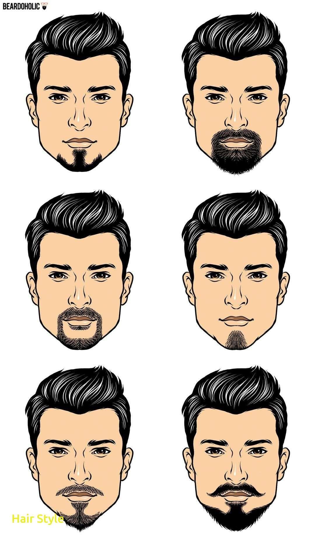 Ehrfürchtige Gesichts-Form-Bart-Arten | Zeichnen | Pinterest ...