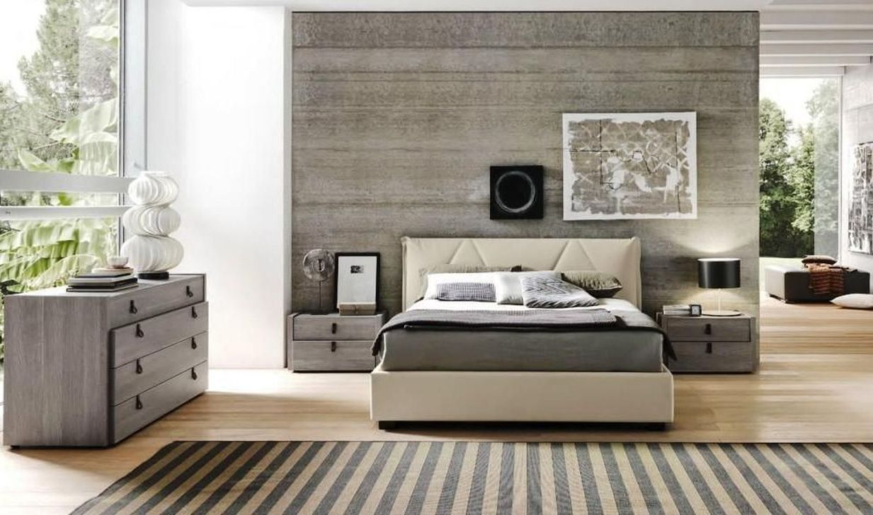 46 Elegant Modern Day Bedroom Designs Ideas Contemporary Bedroom