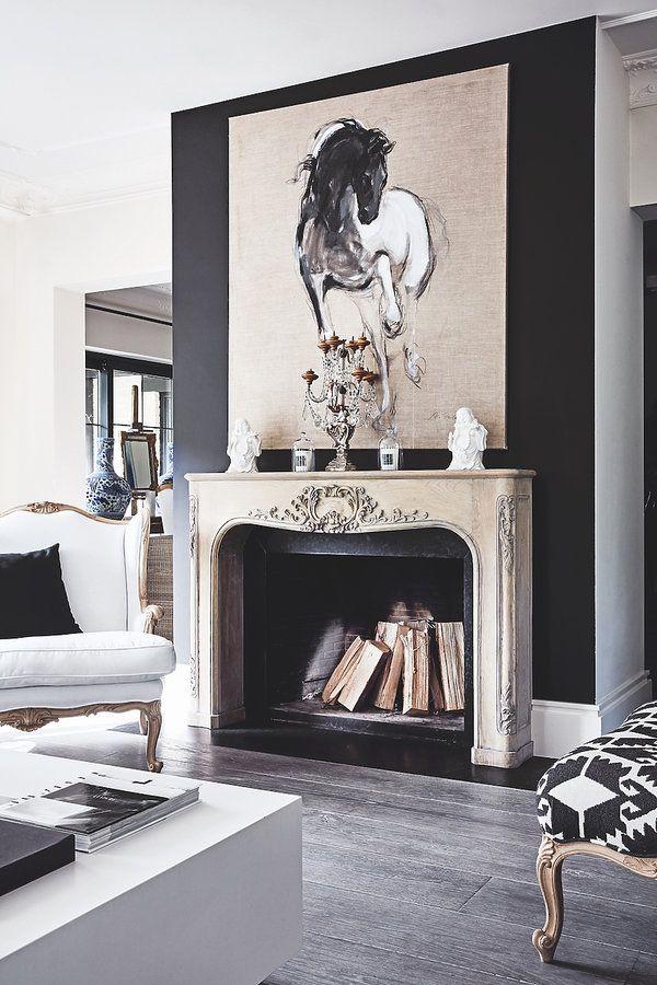 Design Aleksandra Miecznicka Living Room Deco Salon Decoration