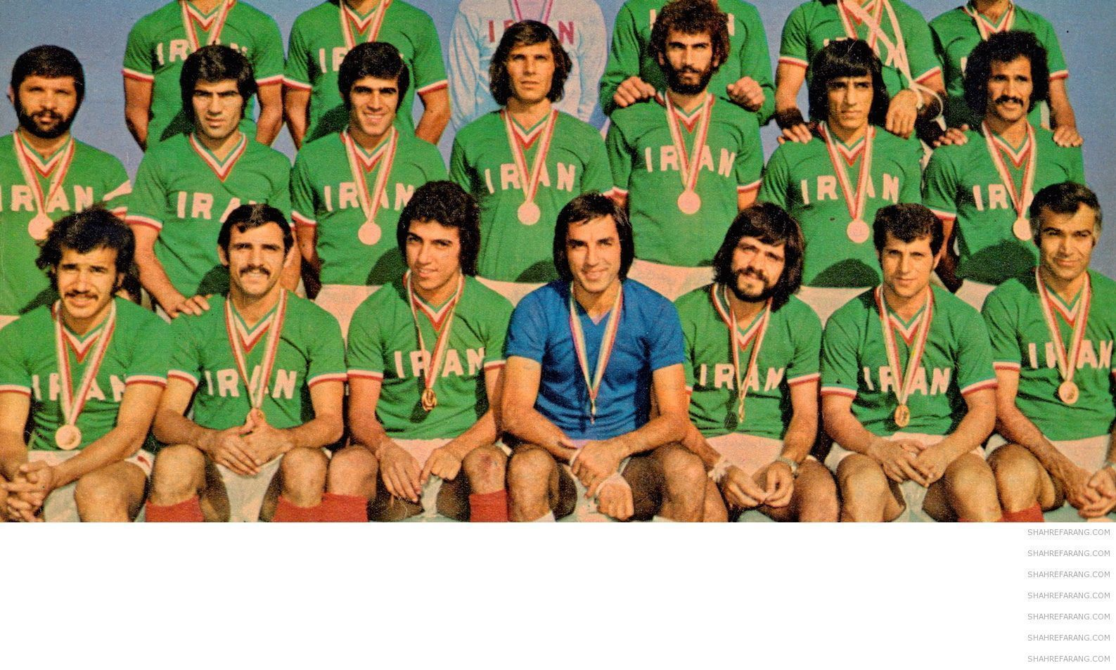 The National Football Soccer Team Of Iran Known In Persian As Team Melli Ranks 1st In Asia And 3 Iran National Football Team Teams National Football Teams