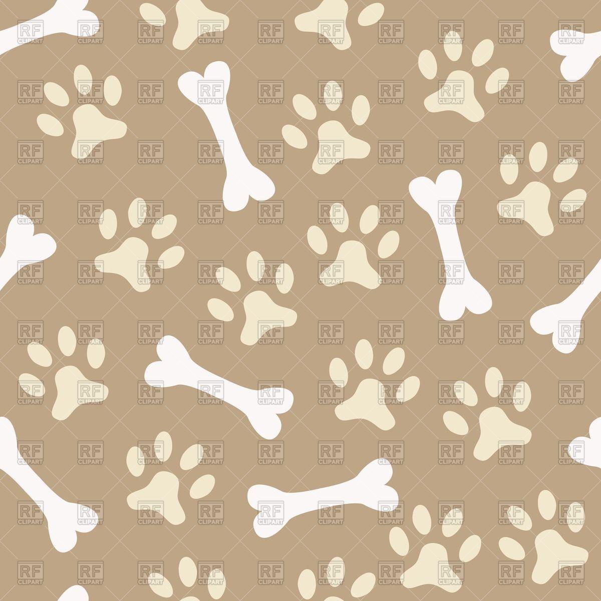 Dog Bone Wallpaper Обои