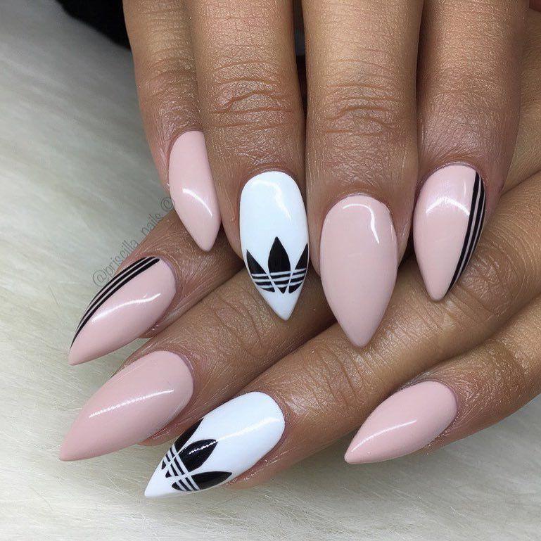 Adidas Nails Kortenstein Nike Nails Sports Nails Adidas Nails