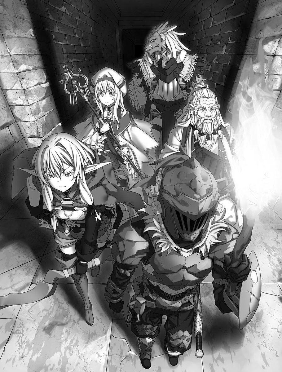 Goblin Slayer ゴブリンスレイヤー イラスト スレイヤー アニメ