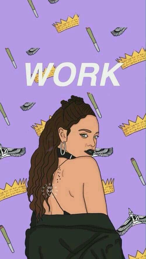 Rihannawork Retratos pop art, Quadrinhos pop art, Arte pop