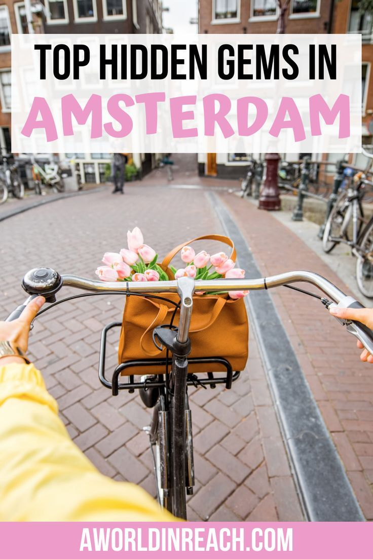 Are you ready to explore Amsterdam, Netherlands and start ticking things off your Amsterdam bucket list? Check out this guide to some of Amsterdam's top things to do – both hidden and not-so-hidden gems! / ultimate Amsterdam bucket list locations / things to do in Amsterdam / unique things to do in Amsterdam / best things to see in Amsterdam / tips and tricks for Amsterdam travelers / Amsterdam travel tips / bucket list locations for Amsterdam / #Amsterdam #TravelTips