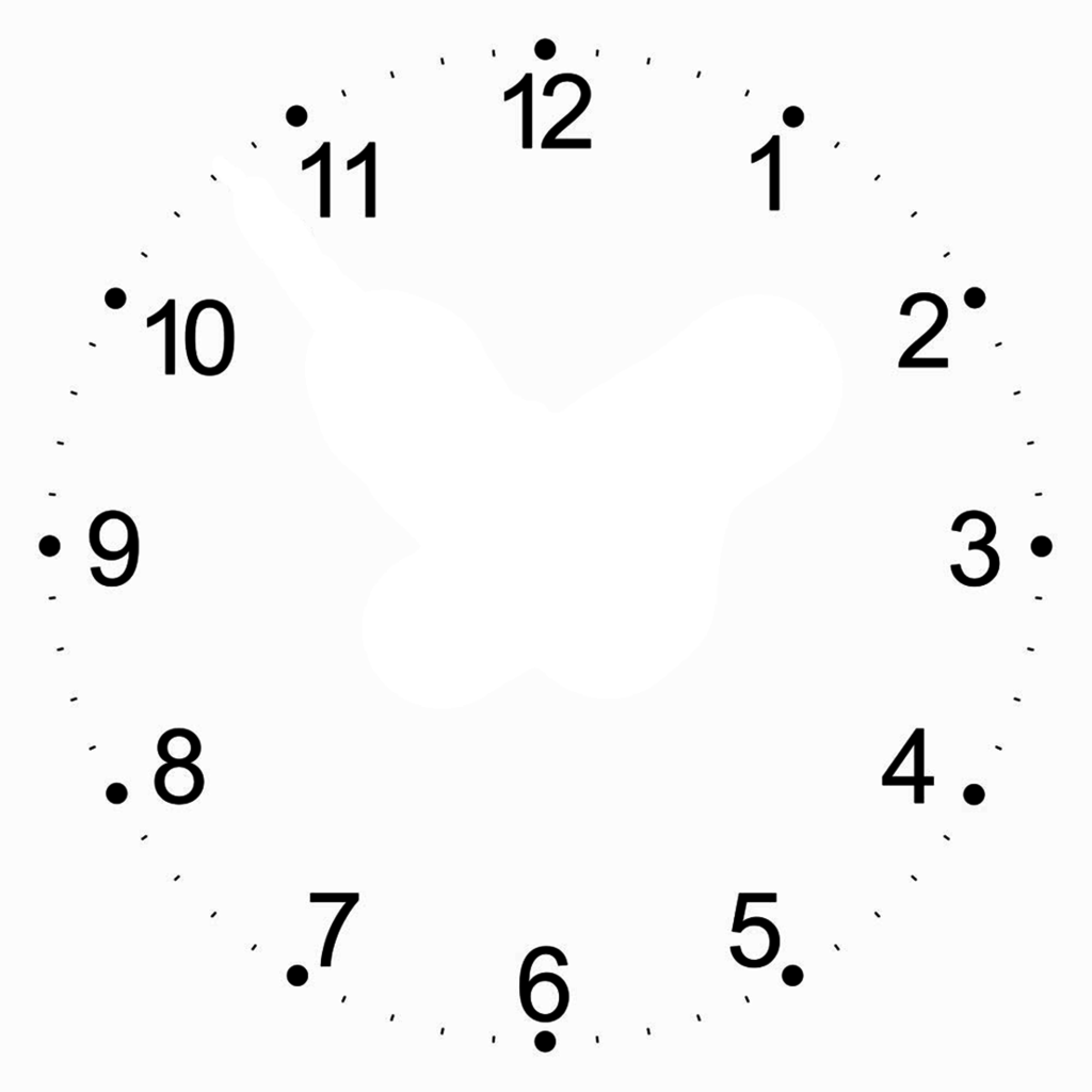 Clock Face 5 By Stephenjohnsmith