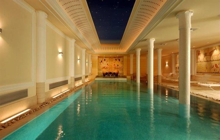 Torino grand hotel sitea piemonte alberghi - Piscina di venaria ...