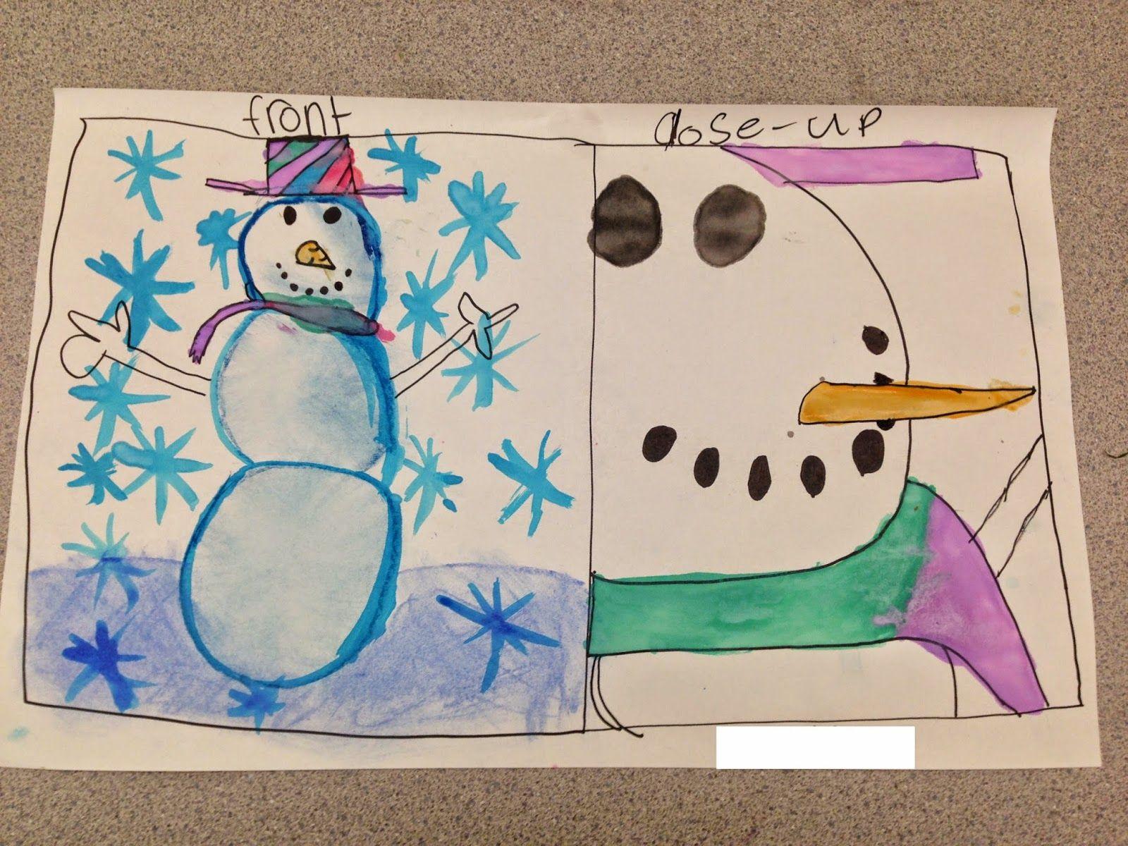 Grade 4 Art Project