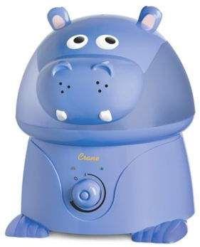 Crane Ultrasonic Cool Mist Hippo Humidifier | Cool mist
