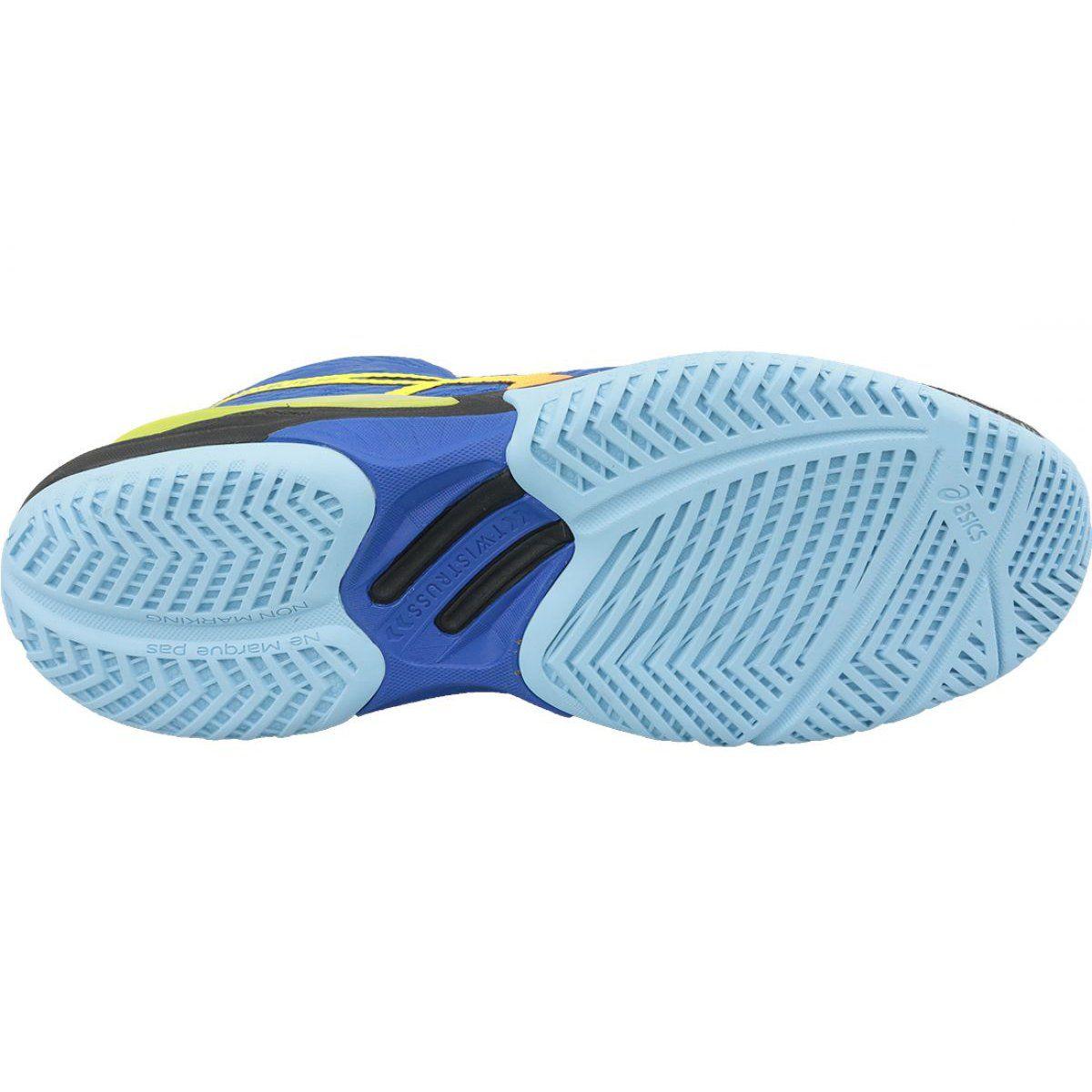 Buty Do Siatkowki Asics Sky Elite Ff Mt M 1051a032 400 Niebieskie Niebieskie Volleyball Shoes Asics Mens Volleyball Shoes