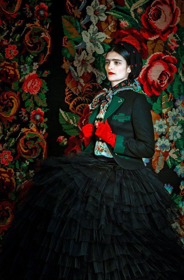 Susanne Bisovsky's Photographic Tribute to Frida